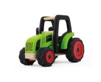 PINTOY Drewniany Traktor