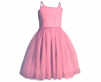MAILEG Sukienka księżniczki, Old Rose, rozmiar 6-8 lat