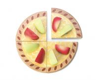 LE TOY VAN  Tarta z jabłkami