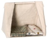MAILEG Namiot dla Myszek z materacem