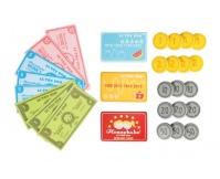 LE TOY VAN Zestaw monet i banknotów