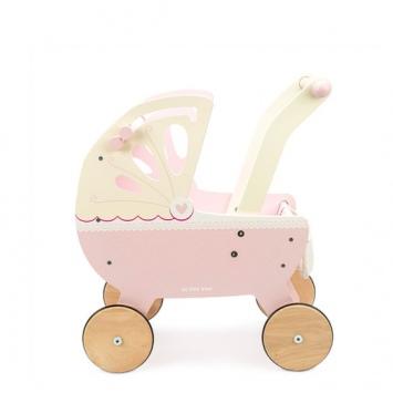 LE TOY VAN Różowy wózek dla lalek Sweet Dreams