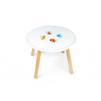 "TIDLO Dziecięcy stolik ""Safari Animal Table"""