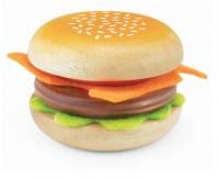 PINTOY Drewniany Cheeseburger