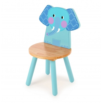TIDLO Krzesełko dziecięce - Słoń