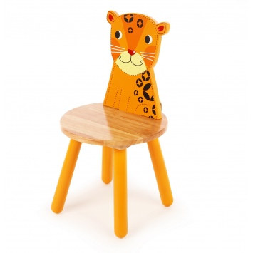 TIDLO Krzesełko dziecięce - Lampart