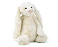 JELLYCAT Kremowy króliczek Bashful Bunny (ogromny 51 cm)