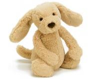 JELLYCAT Piesek Bashful Toffee Puppy (średni 31 cm)
