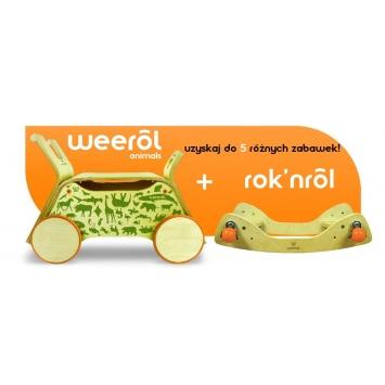 WEEROL 5w1 - Zestaw Animals + Rok'nrol
