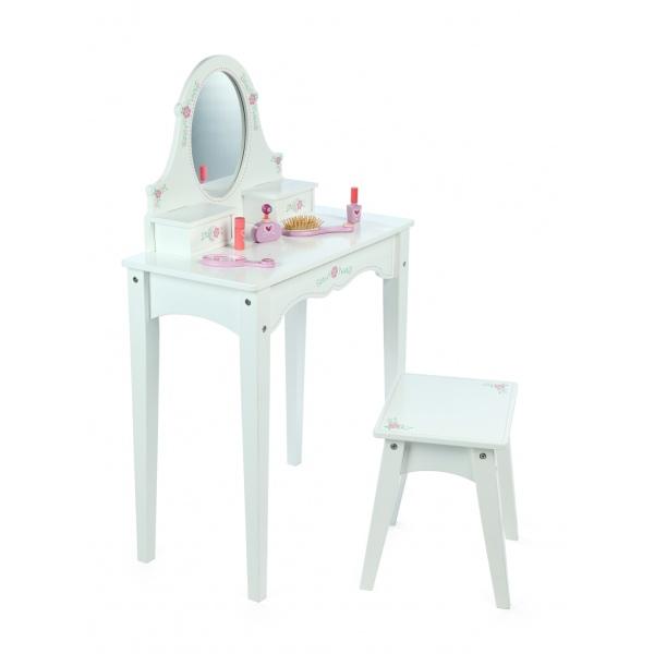 Cudna Drewniana Toaletka Dla Każdej Małej Damy