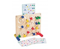 GoGo Toys Labirynty - zabawka manipulacyjna