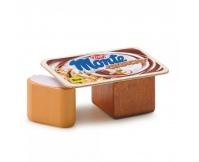 ERZI Monte - deser mleczno-orzechowy