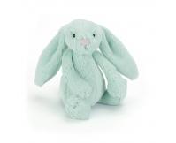JELLYCAT Miętowy króliczek Bashful Mint Bunny (średni - 31cm)