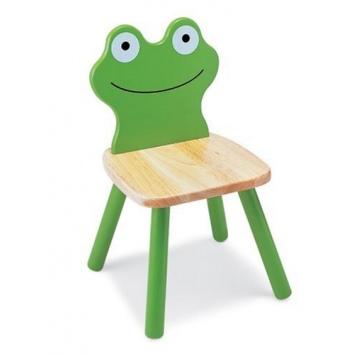 PINTOY Krzesełko dziecięce Żabka