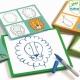 DJECO Eduludo Nauka Rysowania krok po kroku - Zwierzątka