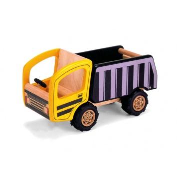 PINTOY Wywrotka - drewniany pojazd budowlany