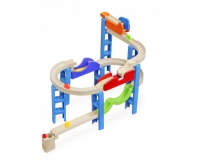 WONDERWORLD Kulodrom Trix Track - Zestaw Bouncing Spiral Track