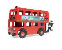 LE TOY VAN Piętrowy autobus z kierowcą
