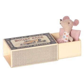 MAILEG Myszka w pudełeczku - mała siostrzyczka w tiulowej tutu
