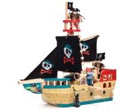 LE TOY VAN Statek piracki Jolly