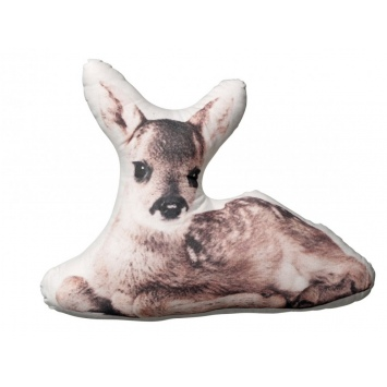 BLOOMINGVILLE  Poduszka Jelonek - Print Deer