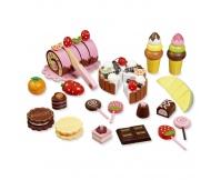 HOWA Drewniane słodkości