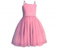 MAILEG Sukienka księżniczki, Old Rose -  rozmiar 4-6 lat