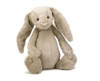JELLYCAT Beżowy króliczek Bashful Bunny (duży 36 cm)