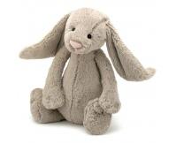 JELLYCAT Beżowy króliczek Bashful Bunny (ogromny 51 cm)