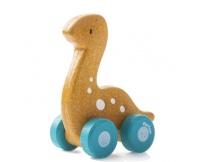 PLAN TOYS Pojazd dinozaur - Diplo