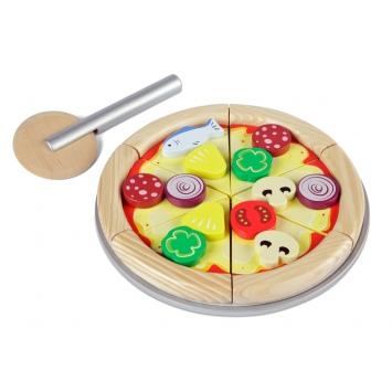 TIDLO Drewniana pizza do krojenia