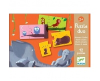 DJECO Puzzle Duo Mama i jej dziecko