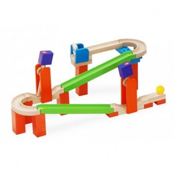 WONDERWORLD Kulodrom Trix Track - Zestaw Power Booster Track