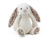 JELLYCAT Kremowy króliczek Blossom Bunny (mały 18 cm)