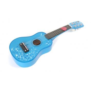 TIDLO Gitara - niebieska