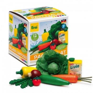ERZI Sałatka - zestaw warzyw
