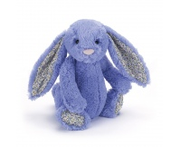 JELLYCAT Szafirowy króliczek Blossom Bluebell Bunny (średni - 31cm)