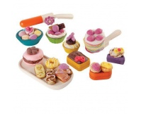 PLAN TOYS Akcesoria do ciastoliny - cukiernia