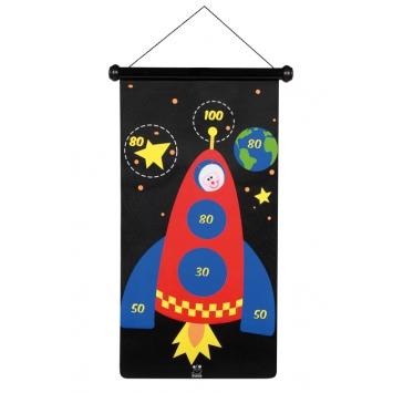 """SCRATCH Rzutki magnetyczne """"Kosmos"""" - duże"""