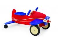 PINTOY Drewniany jeździk - samolot