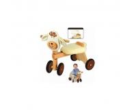 I'M TOY Drewniany jeździk Owca