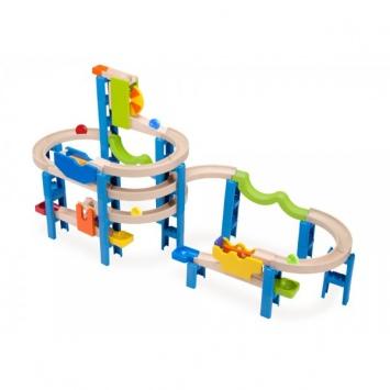 WONDERWORLD Kulodrom Trix Track - Zestaw Spiral Coaster Track