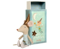 MAILEG Myszka Wróżka Zębuszka w pudełeczku - chłopiec