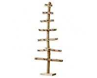 BLOOMINGVILLE Drewniana choinka - drzewko świąteczne