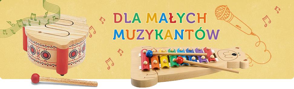 Dla małych muzykantów!
